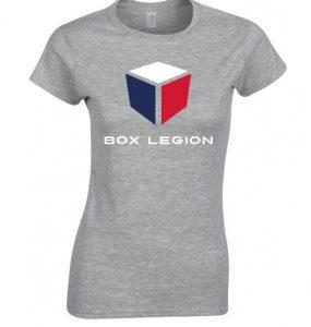 t-shirt patriote box legion