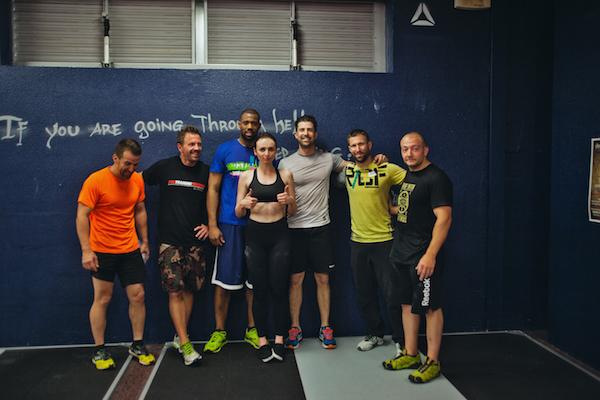 CrossFit ®* louvre bordeaux