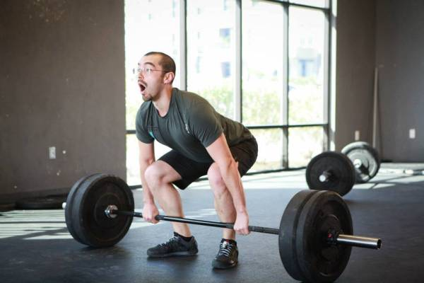 hésitation exercice crossfit