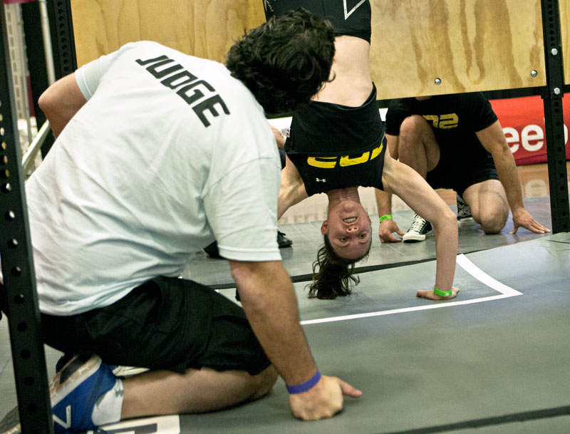 CrossFit®* South West Regional 2012