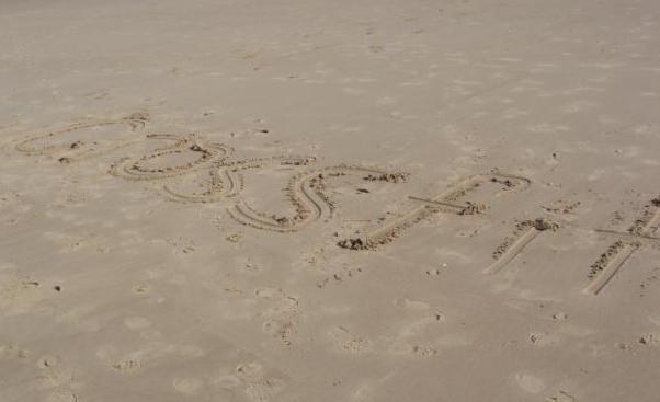 crossfit dans le sable
