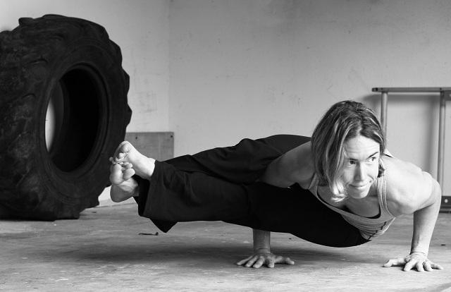 Le CrossFit ®* et le yoga comme le yin et le yang