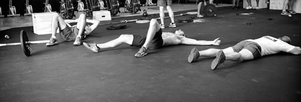 fatigue crossfit