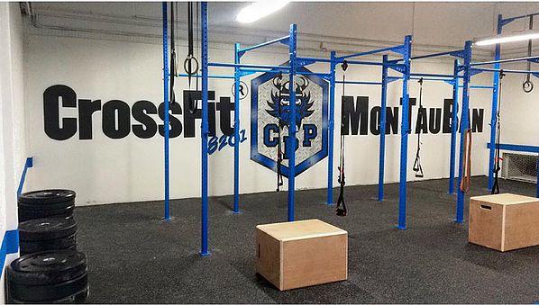 CrossFit ®* 8201 vue interieure
