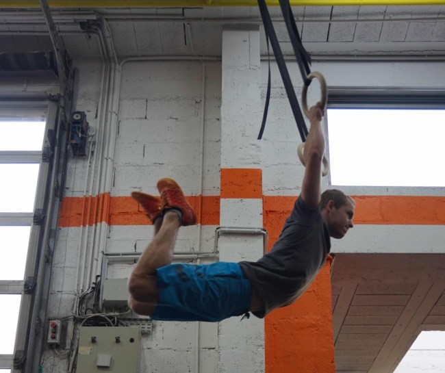 Nathan Pelletier de CrossFit L'Engrenage
