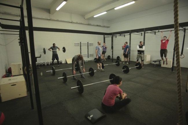 WOD CrossFit ®* VL