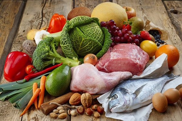 alimentation paleo crossfit