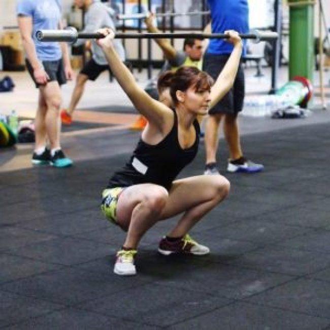 Aurore Gillet - CrossFit ®* des Sacres