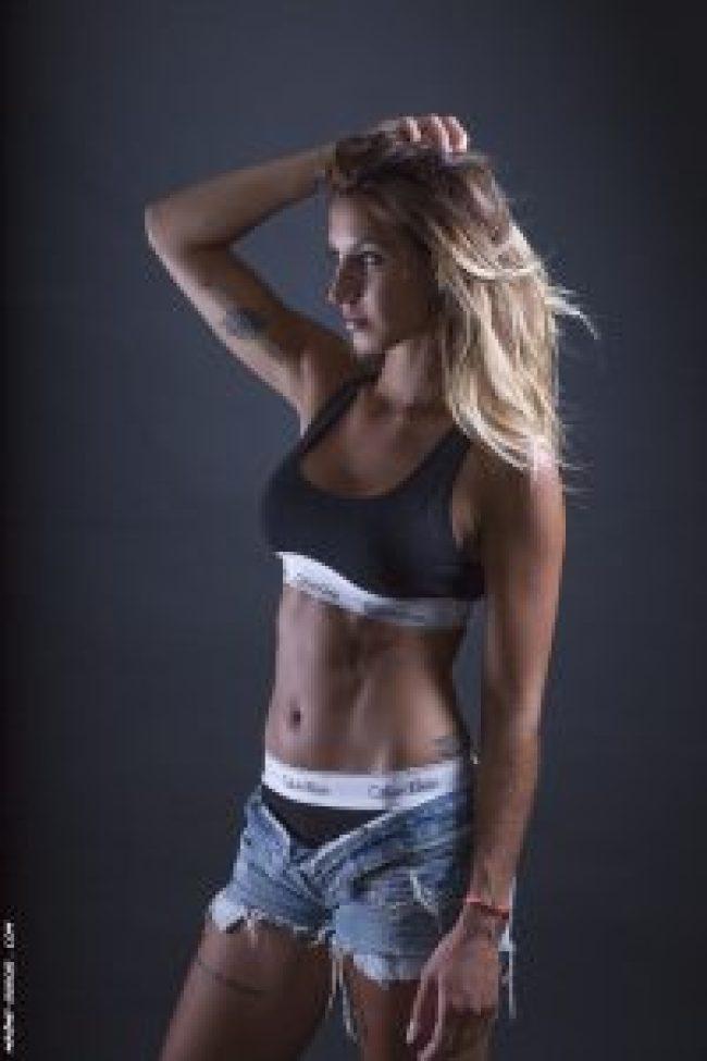 Justine Dangel - CrossFit ®* Besancon 958 - Photo Maxime Dubois