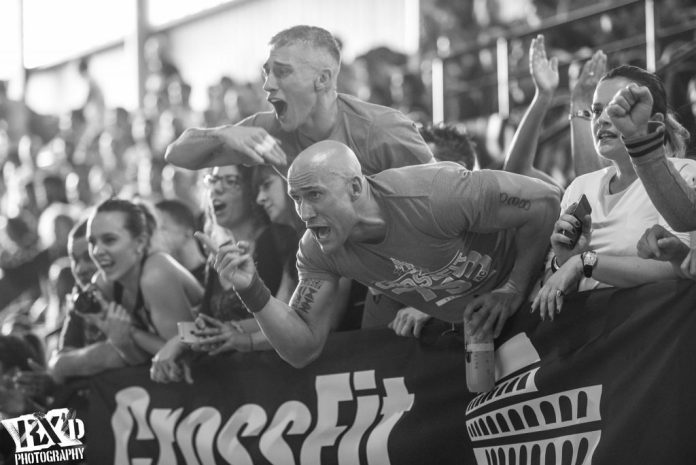 Il Team CrossFit 753 ac a Fall Series 2015