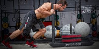 Rich Froning Garage Gym