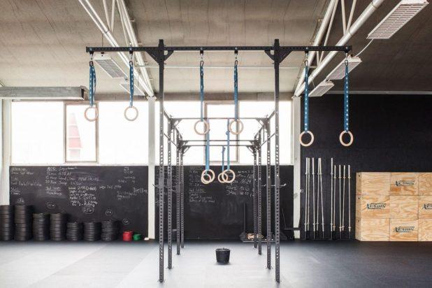 Attrezzatura Box CrossFit