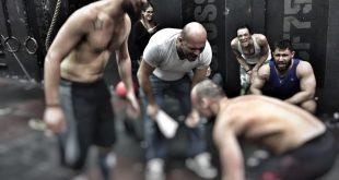 CrossFit motivazione