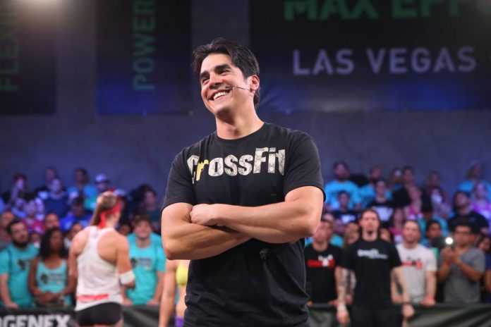 Dave Castro CrossFit Games