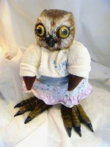 OWLET GIRL