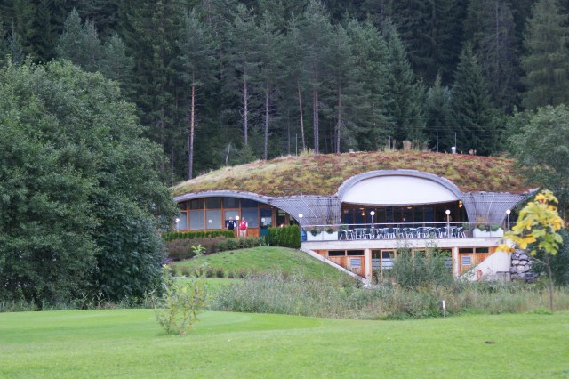 GC. Zugspitze Tirol Clubhaus