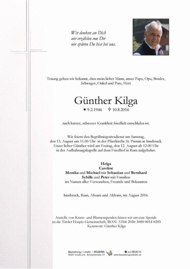 Parte Kilga Günther