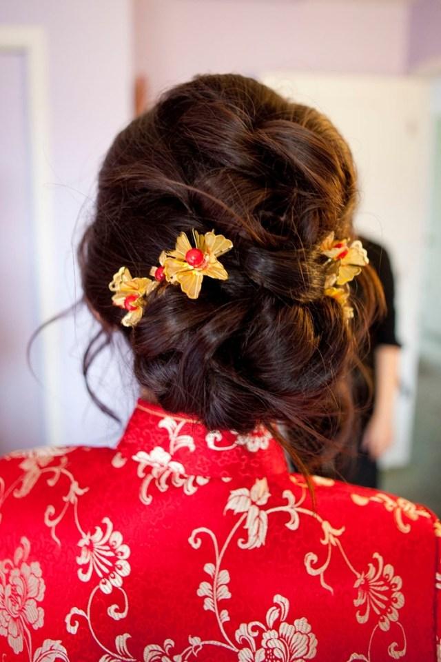 20 asian wedding hairstyles ideas - wohh wedding