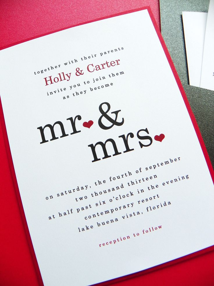 25  Funny Wedding Invitations That Simply Cant Be