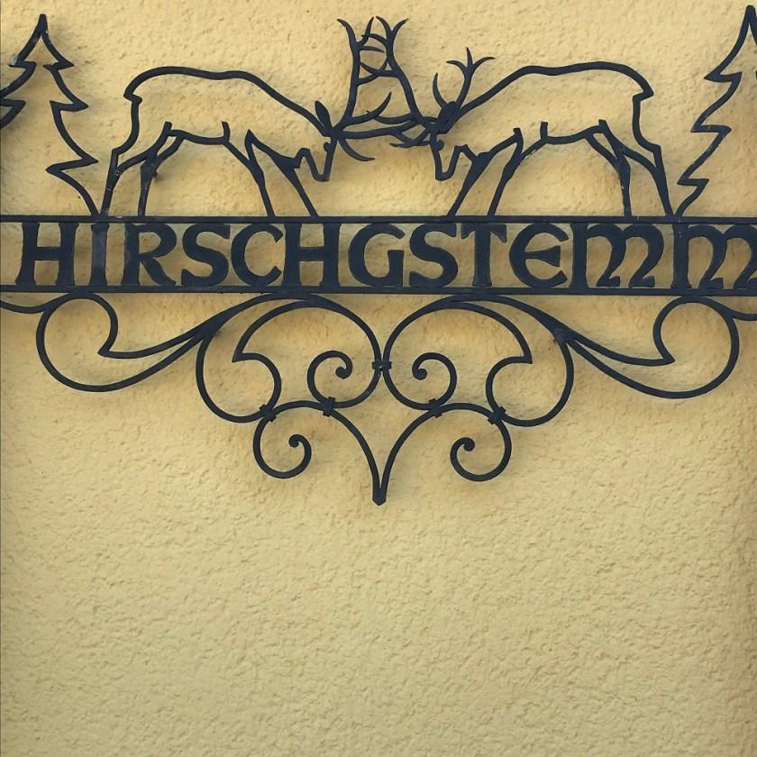 Hirschgstemm