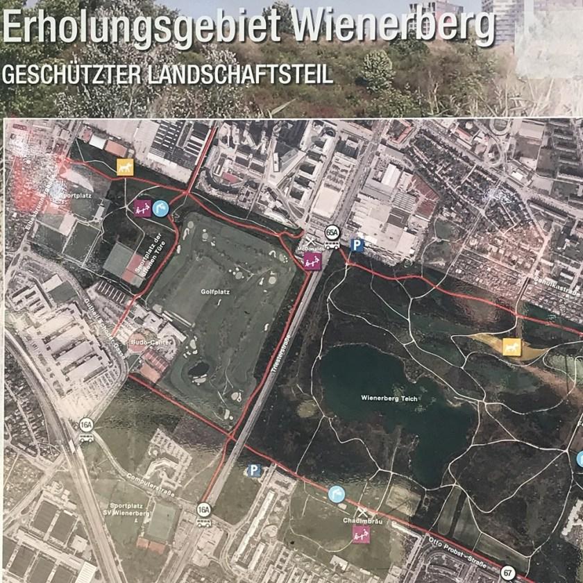 Erholungsgebiet Wienerberg
