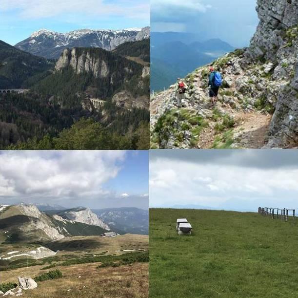 Wandern Wiener Alpen