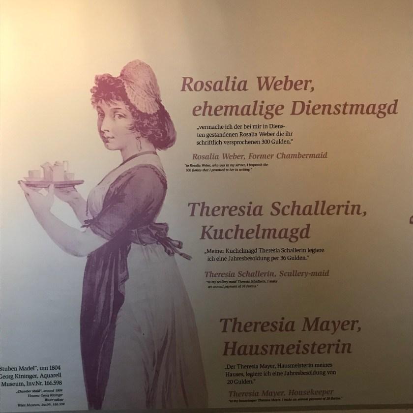Schautafel (c) Wien Museum