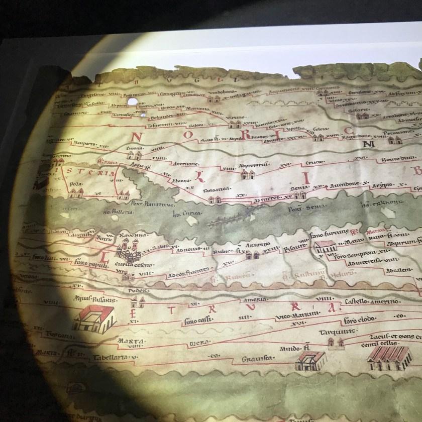Karte Noricum