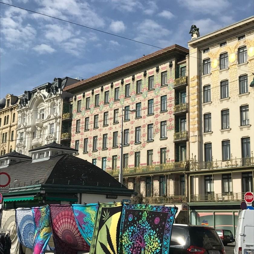 Die Wienzeilenhäuser von Otto Wagner