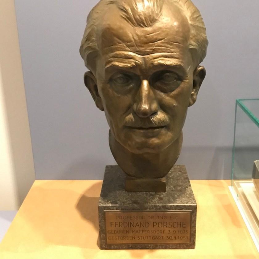 Prof. Ferdinand Porsche
