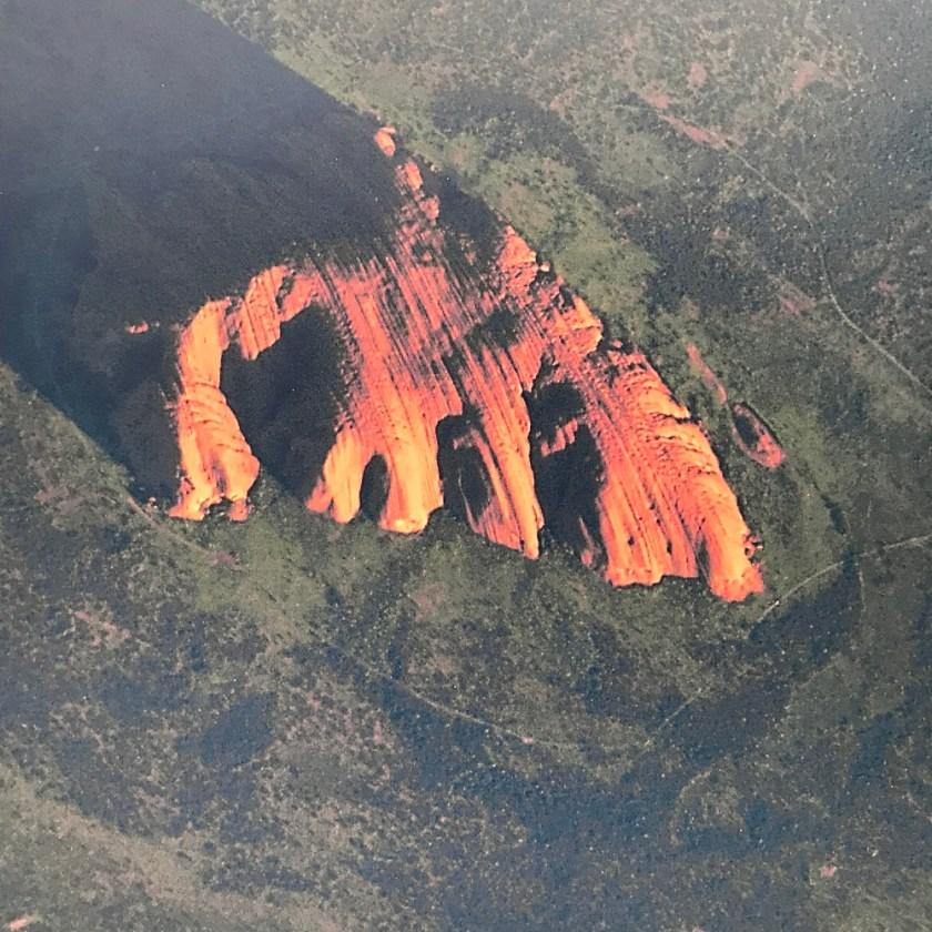 Ayers Rock (c) La Gacilly