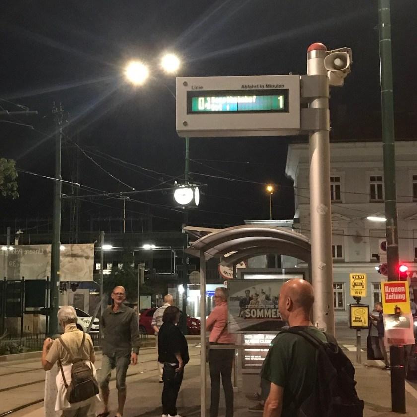 Station Straßenbahnlinie D