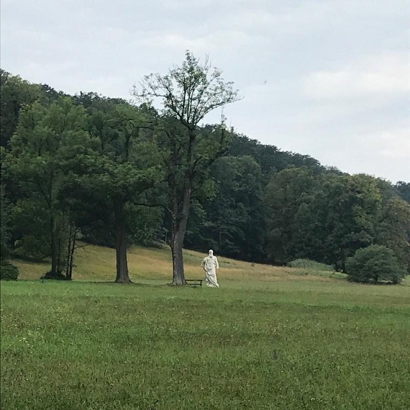 Durch den Pötzleinsdorfer Schlosspark