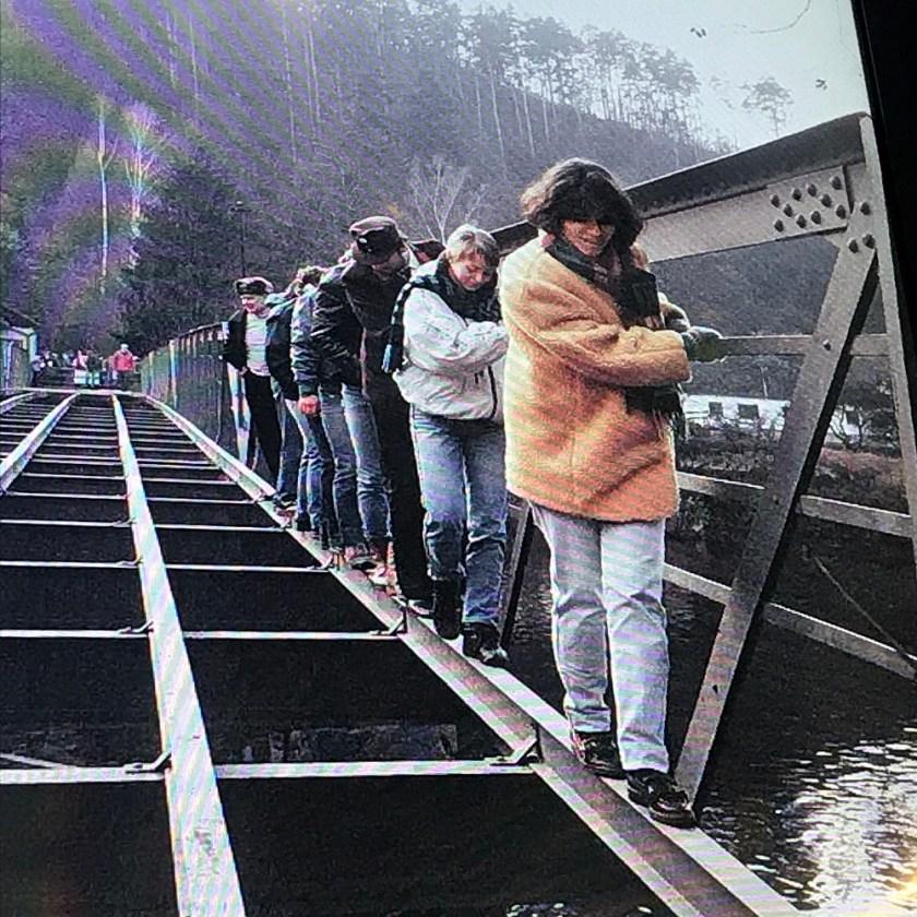 Thaya-Brücke Hardegg NÖ