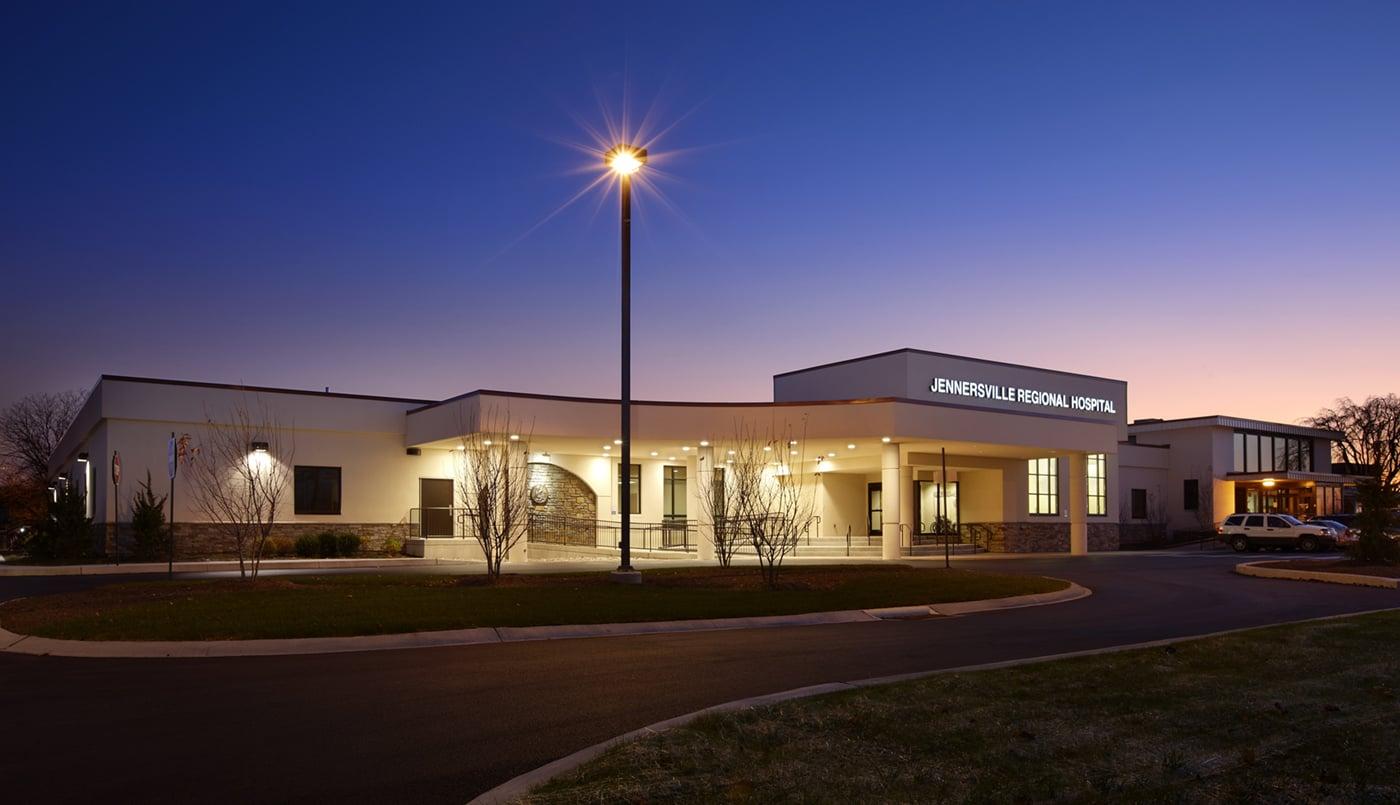 Jennersville HospitalTower Health  Patient Room Addition