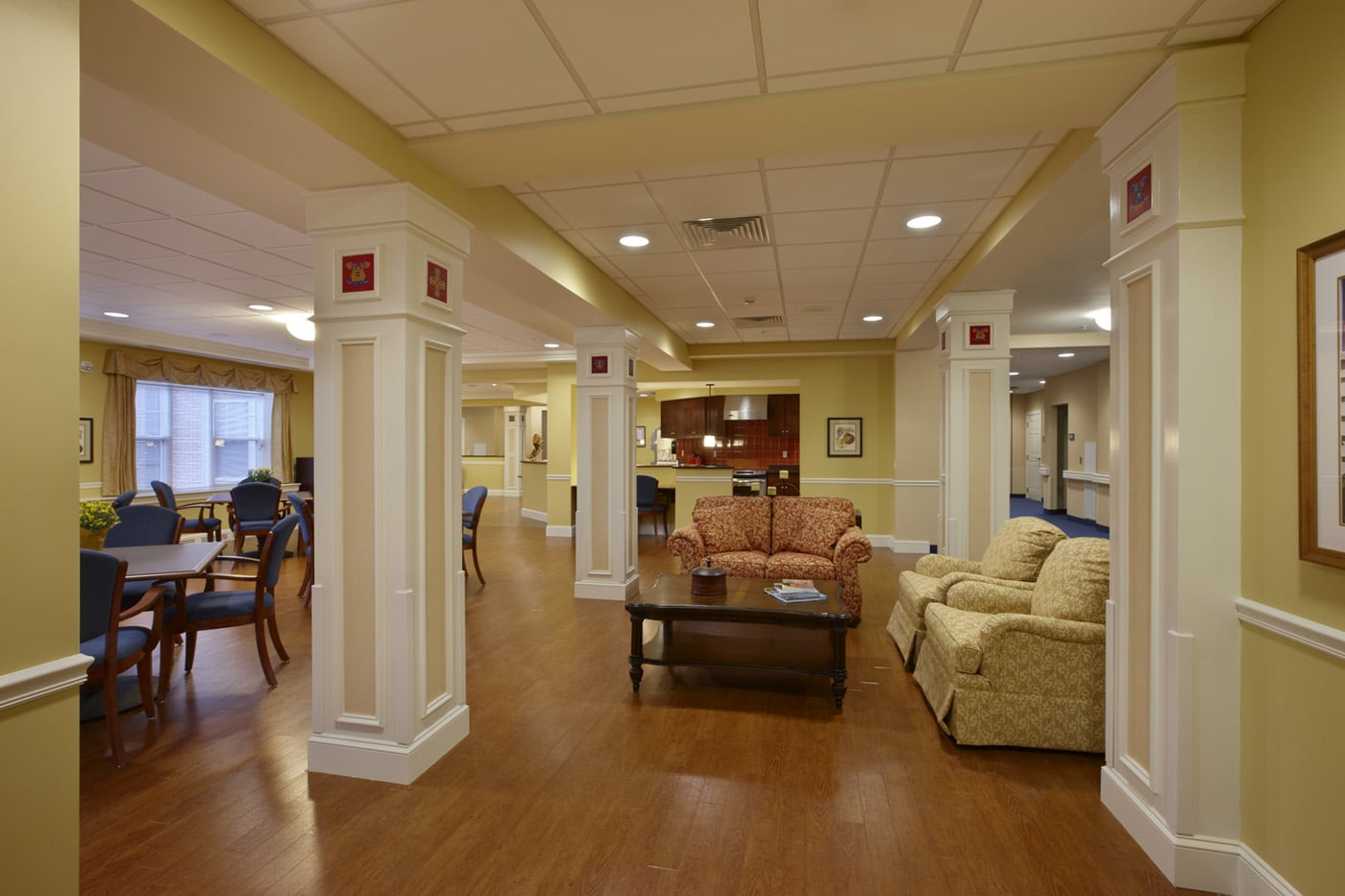 Brethren Village Retirement Community  Terrace Crossing Assisted Living and Memory Support