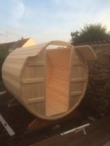Bausatz Sauna-Fass