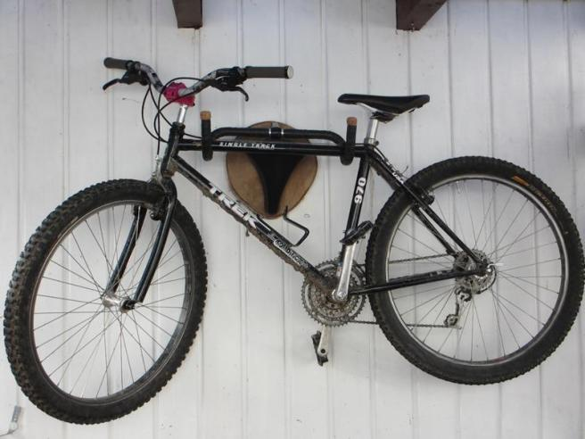 Fahrrad Wandhalter