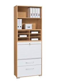 Schreibtisch Computertisch 4019, Push-to-open Schublade ...