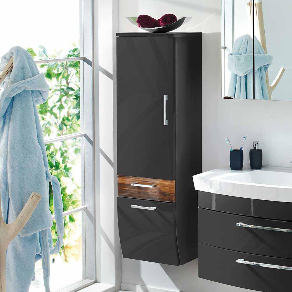 Badezimmer Hochschrank fr Wandmontage Imsagas  Wohnende