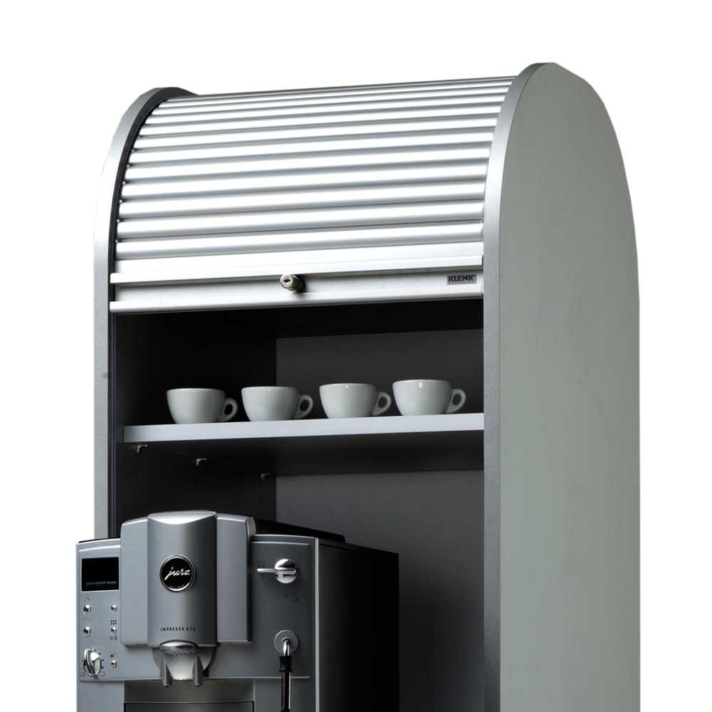 Kaffeeschrank Fortinos mit Rolladentr  Wohnende