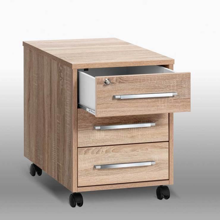 Schreibtisch Mit Rollcontainer 2021