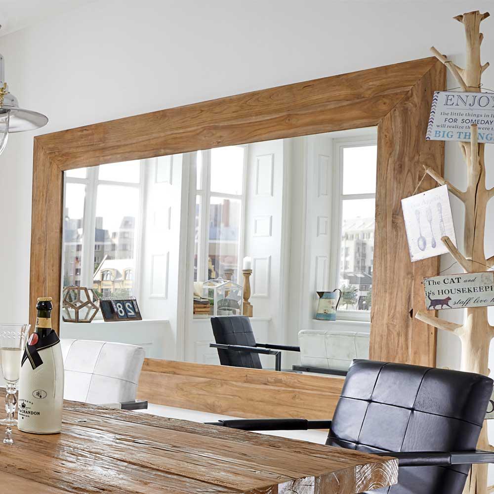 Wohnzimmer Spiegel Massiv
