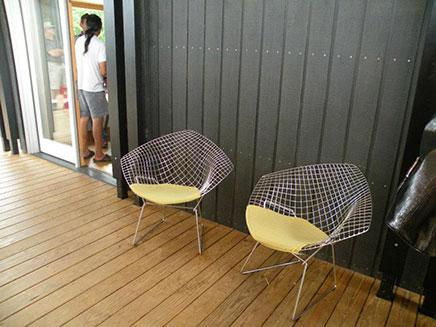 diamond chair replica imaginarium table and 2 set | wohnideen einrichten