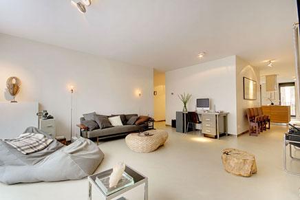 Schne 2Zimmer Wohnung in Amsterdam fr die Dinky  Wohnideen einrichten