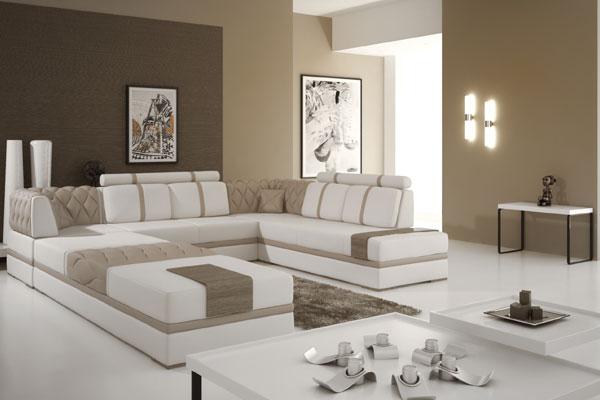 Ideen frs Wohnzimmer Sessel Couch Fernseher und mehr