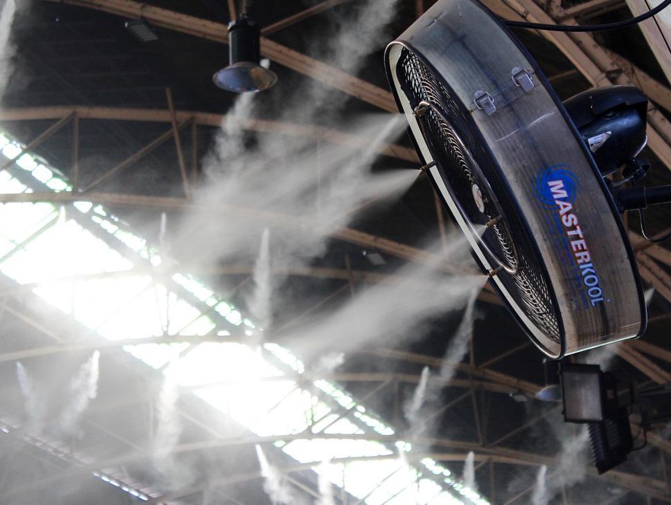 Luft Zuhause feuchter machen