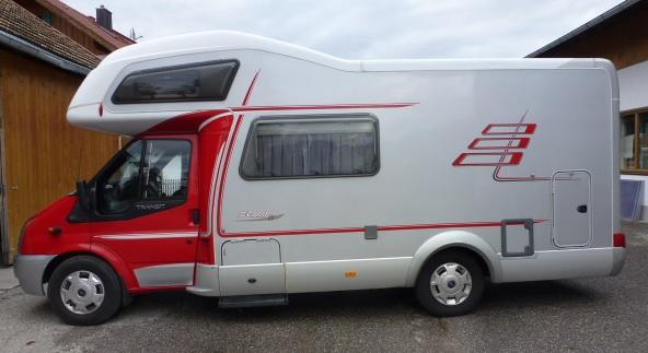 Wohnmobil Mieten Dortmund S&E