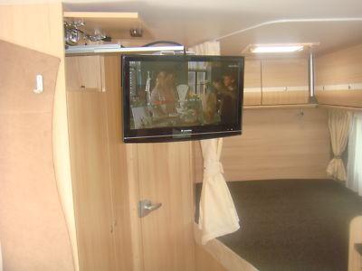 Ausziehbare Tv Halterung Wohnmobil
