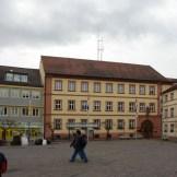 Markt in Karlstadt
